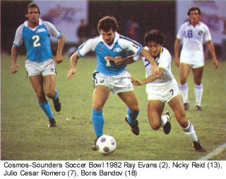 NASL Soccer Seattle Sounders 82 Road Ray Evans (2)
