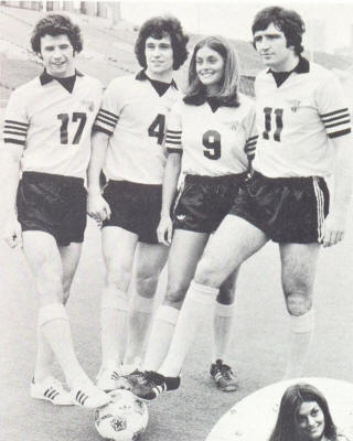 Chicago Sting 75 Home Ian Storey-Moore