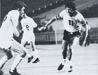 NASL Soccer Chicago Sting 75 Home Ian Storey-Moore, Earthquakes