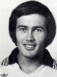 NASL Soccer Chicago Sting 78 Head Richard Kellett