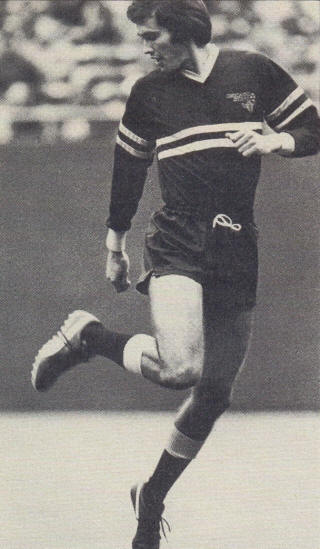 NASL Soccer Chicago Sting 78 Road ls Unidentified