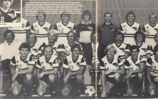 NASL Soccer Chicago Sting 79 Home Team 2