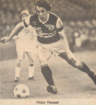 NASL Soccer Chicago Sting 79 Road Peter Ressel (2)