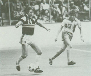Sting 80-81 Indoor Road Ingo Peter, Kicks Tim Schultz
