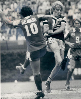 NASL Soccer Chicago Sting 1981 Pato Margetic, Blizzard  Alex Cropley 7-26-1981.jpg