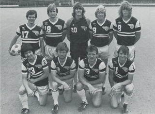 NASL Soccer Chicago Sting 81 Road Team North Americans