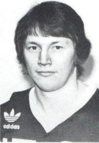 NASL Soccer Chicago Sting 82 Hans Henriksen Head