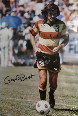 NASL Soccer Ft. Lauderdale Strikers 78 Road George Best (2)