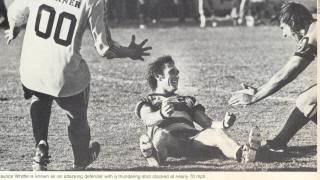 NASL Soccer Ft. Lauderdale Strikers 78 Road Maurice Whittle