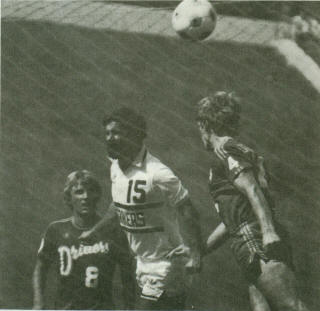 NASL Soccer Ft. Lauderdale Strikers 80 Home Gerd Mueller, Drillers Dwight Lodeweges