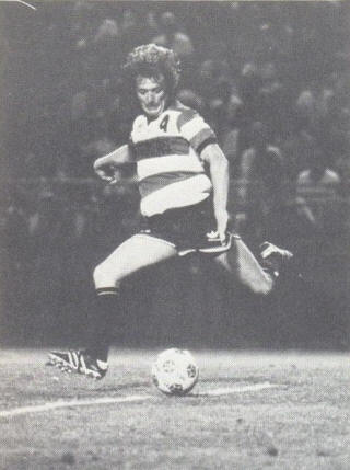 NASL Soccer Ft. Lauderdale Strikers 82 Road Ray Hudson (2)