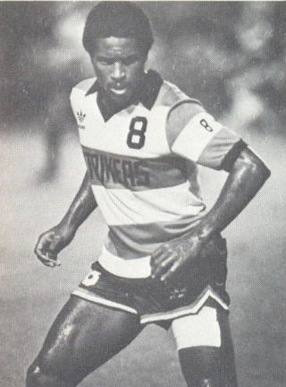 NASL Soccer Ft. Lauderdale Strikers 1983 Road Colin Fowles