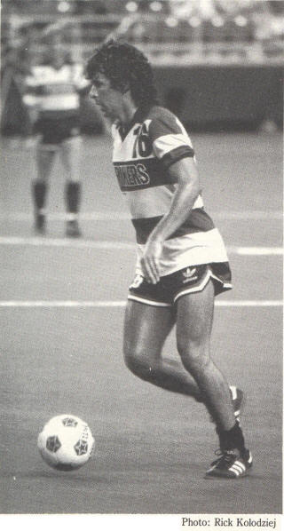 Minnesota Strikers 1984 Road Mike Jeffries