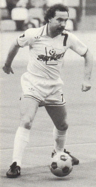 Strikers 84-85 Road Ken Fogarty