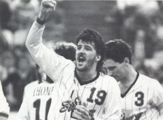 Strikers 86-87 Road David Byrne