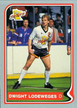 Strikers 86-87 Road Dwight Lodeweges, Express