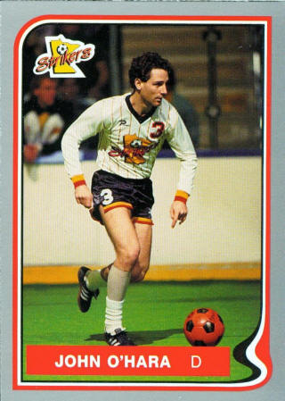 Strikers 86-87 Road John O'Hara Color