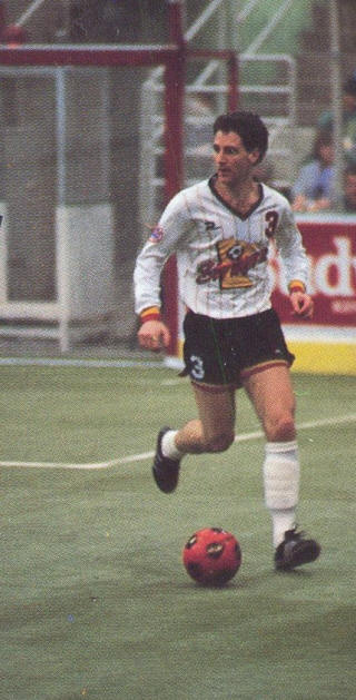 Strikers 87-88 John O'Hara