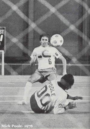 NASL Soccer California Surf 78 Home Malcolm Lord