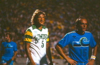 NASL Soccer California Surf 79 Road Dave Huson