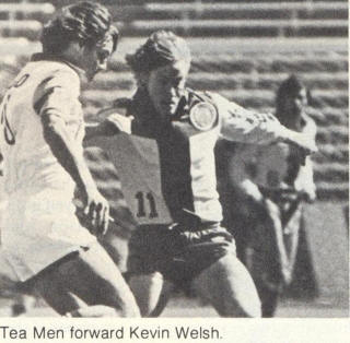 Tea Men 78 Road Kevin Welsh