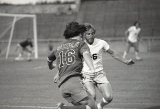 Thunder 76 Road Billy Semple, Sounders 7-12-1976