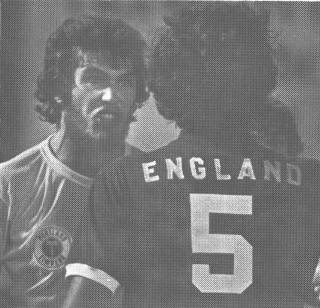 NASL Soccer Portland Timbers 75 Home Peter Withe 4
