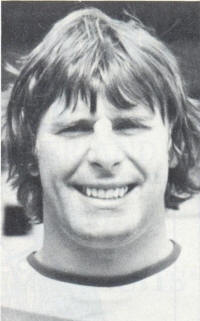 NASL Soccer Portland Timbers 77 Head Graham Brown