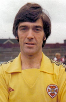 Hearts 70's Head Thomson Allan