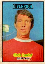 Liverpool 70-71 Home Chris Lawler