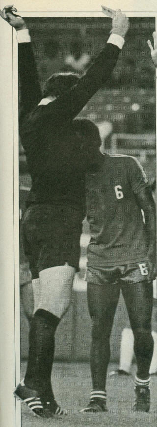 NASL Soccer Miami Toros 1976 Road Cliff Marshall