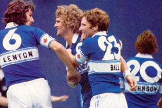 NASL Soccer Vancouver Whitecaps 79 Road Back Trevor Whymarks Kenyon Ball Johnson