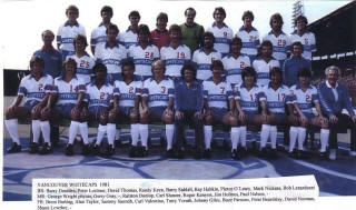 NASL Soccer Vancouver Whitecaps 81 Home Team.JPG
