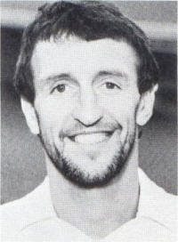 NASL Soccer Vancouver Whitecaps 83 David Cross Head