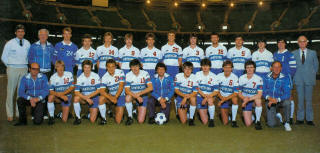 NASL Soccer Vancouver Whitecaps 83 Home Team
