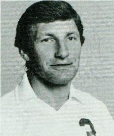 Vancouver Whitecaps 1984 Head Colin Todd
