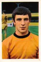 Wolves 67-68 Head Gerry Taylor