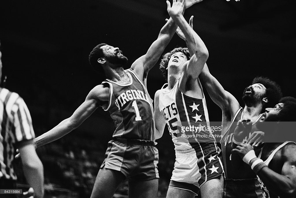 ABA Players-Kim Hughes